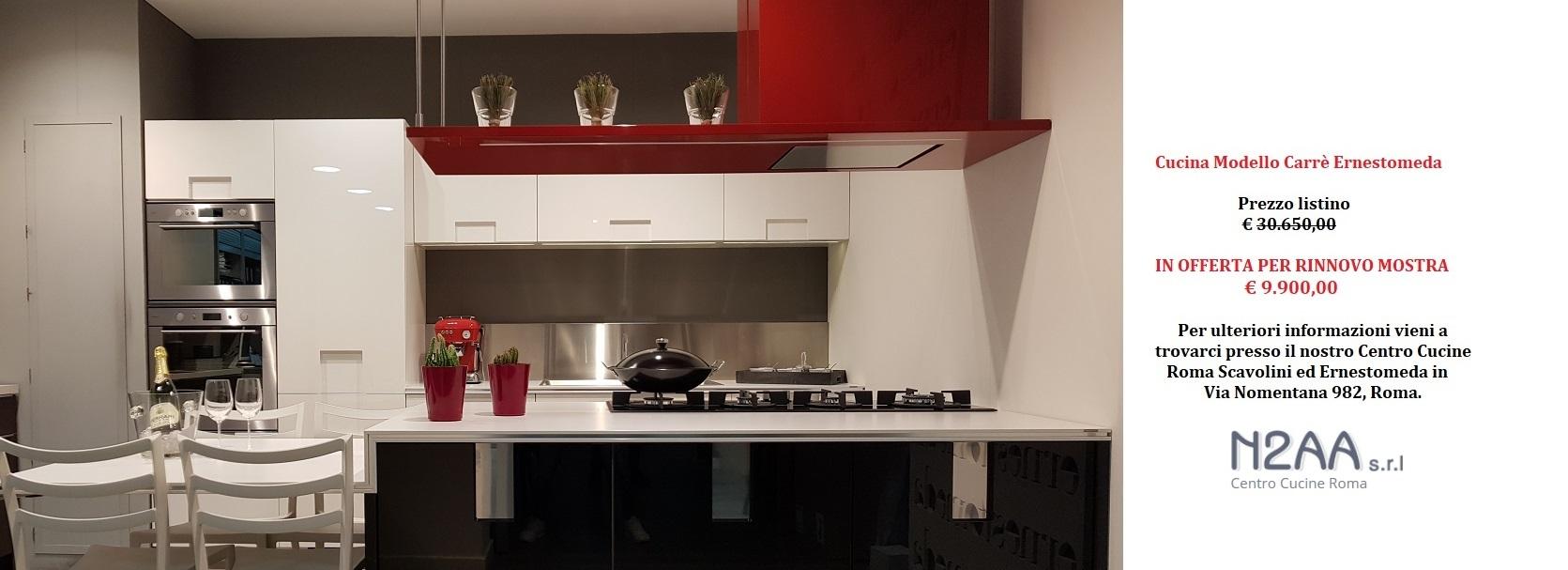 Cucina ernestomeda carr - Centro cucine roma nord ...