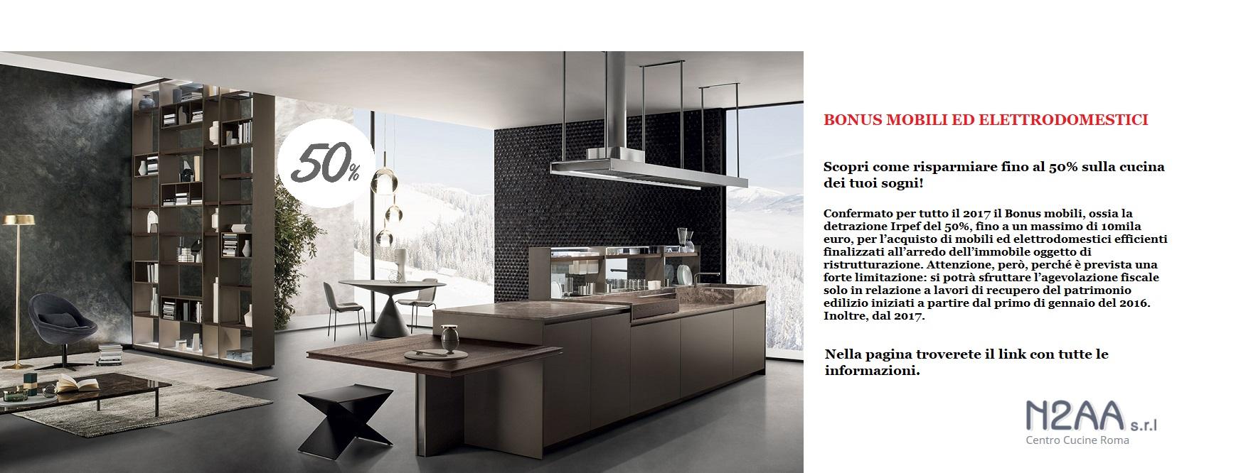 Bonus mobili - Centro cucine roma nord ...
