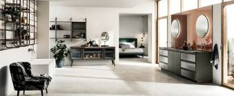 Bagno Diesel Open Workshop Scavolini