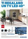 "Con Scavolini e Samsung il Tv Led 40"" è in Regalo!"