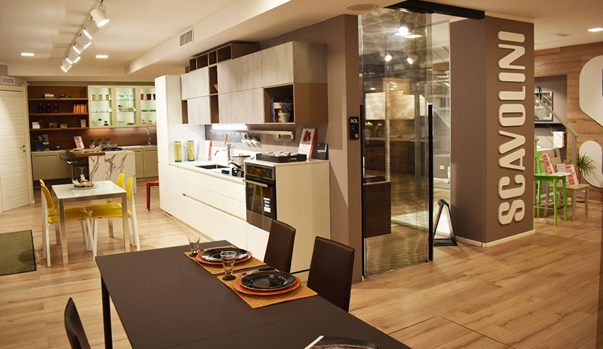 Scavolini Roma Via Nomentana-Lo Showroom
