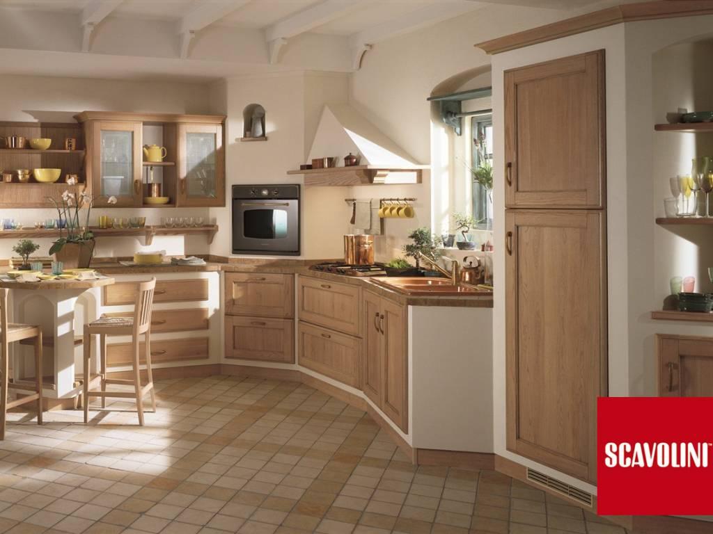 Cucine In Muratura Scavolini Moderne Prefabbricate E A Effetto #BF0416 1024 768 Immagini Cucine Moderne Con Isola