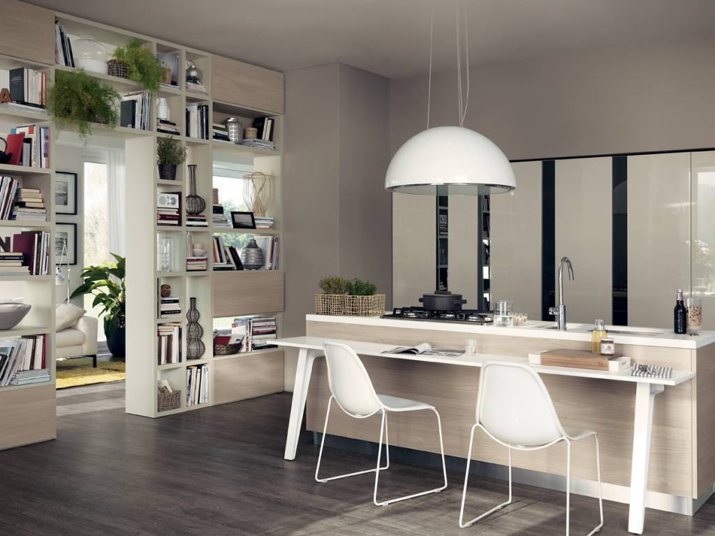 Mobili cucina roma tavolo e sedie in regalo mobili cucina - Maniglie cucina scavolini ...