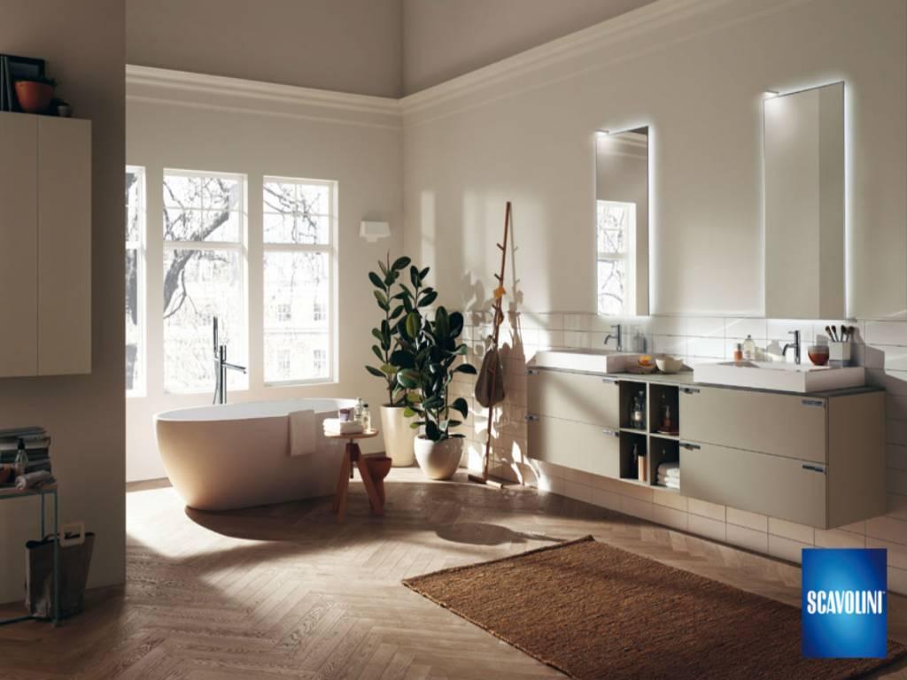 Bagno aquo scavolini vendita di arredo bagno a roma for Arredo bagno scavolini