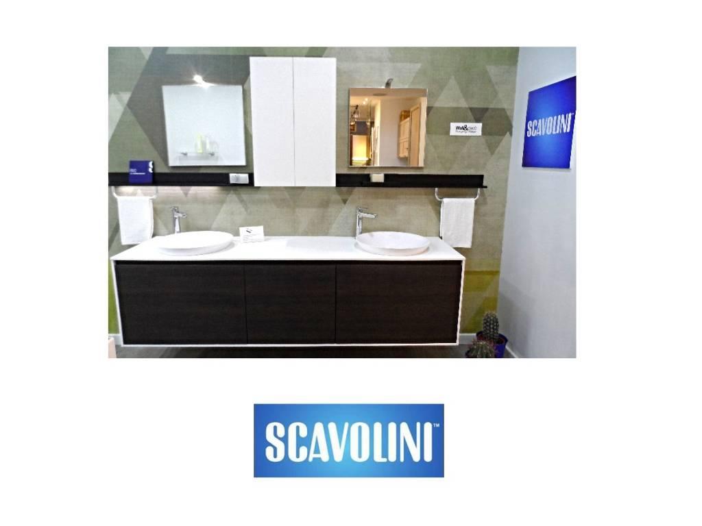 il bagno rivo scavolini esposto nella foto lo potete trovare presso il nostro centro cucine roma scavolini ed ernestomeda in via nomentana 982 roma