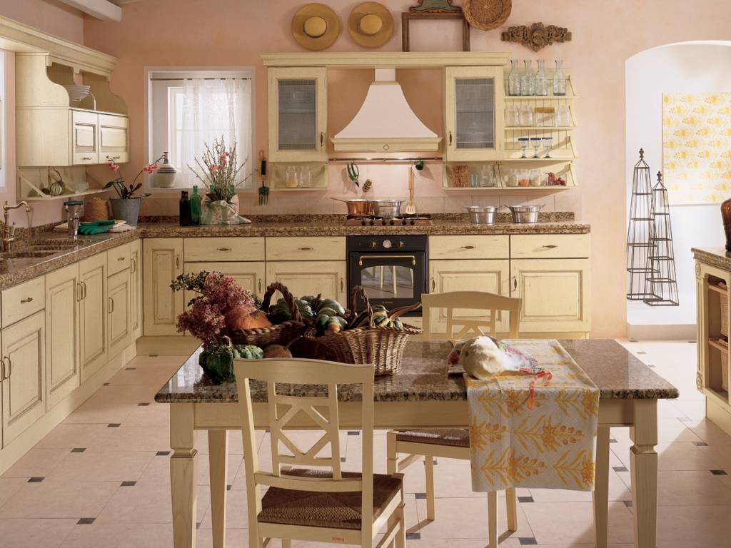 Cucina belvedere scavolini vendita di cucine a roma for Cucina mattonelle