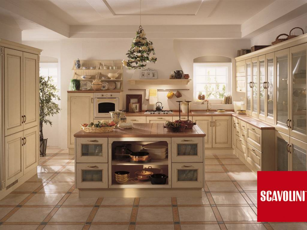 Cucina Belvedere Scavolini: prezzi, foto e materiali-Centro ...