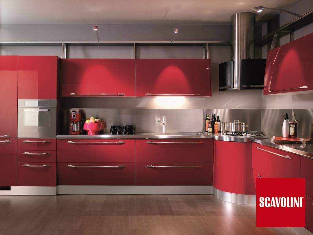 Cucine Moderne Ad Angolo Scavolini