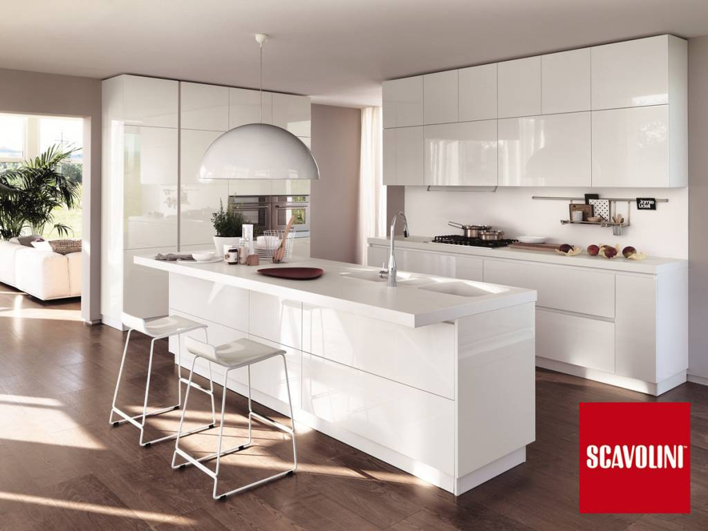 Beautiful Scavolini Cucina Liberamente Images - Ideas & Design ...