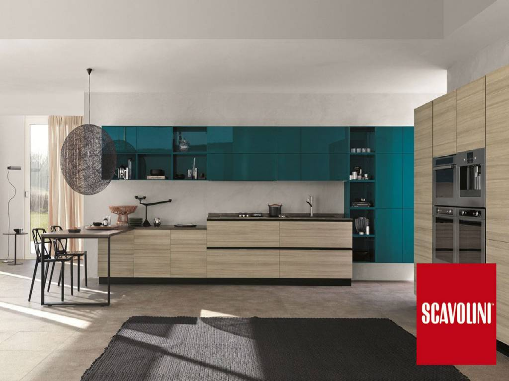 Cucina Mood Scavolini: prezzi, foto e materiali-Centro ...