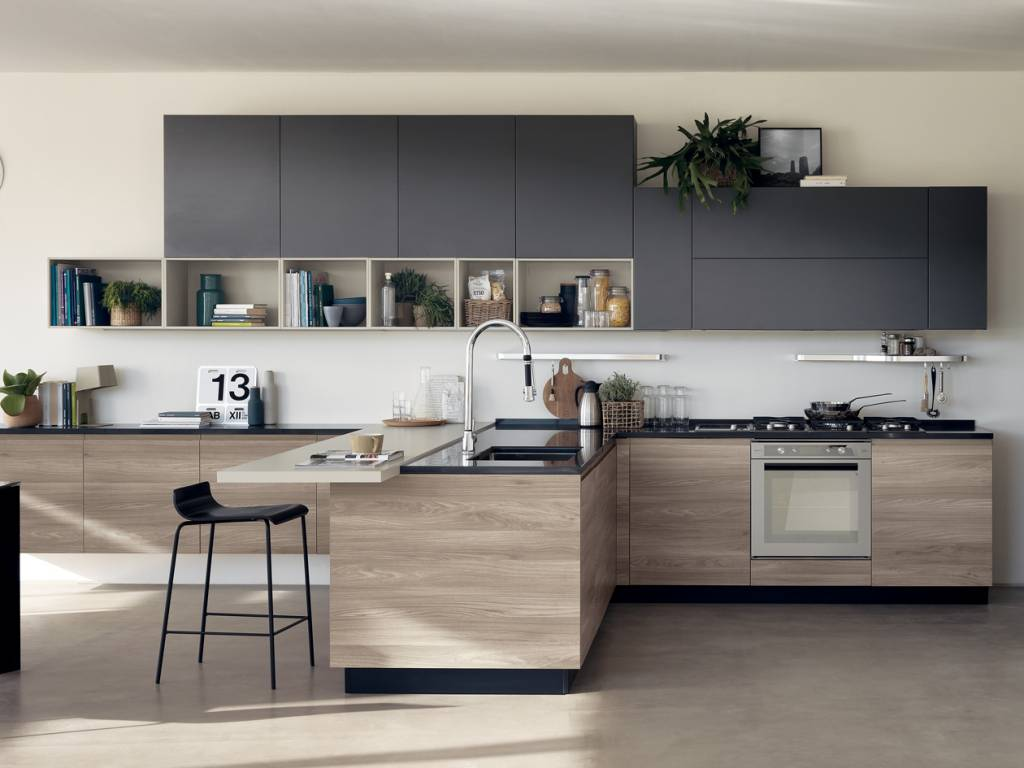 Beautiful Costo Cucina Scavolini Gallery - Ideas & Design 2017 ...