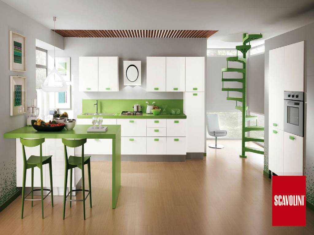 Beautiful Cucine Bianche Scavolini Ideas - harrop.us - harrop.us