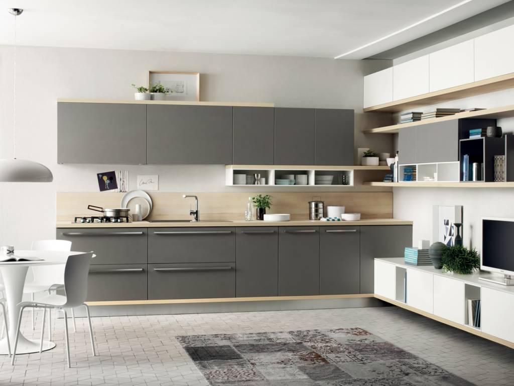 page 272 : travi in legno soffitto. tende x cucina moderna ~ [eryq ... - Parete Attrezzata Per Tv Logic 530