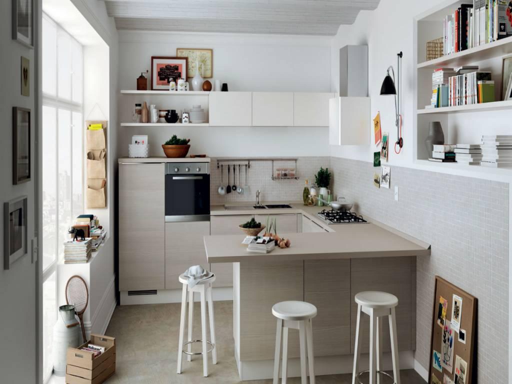 Cucine con isola mondo convenienza - Prezzi cucine scavolini moderne ...