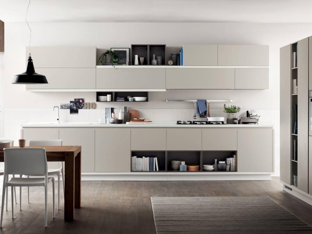 Cucina foodshelf scavolini vendita di cucine a roma - Cucine 3 metri scavolini ...