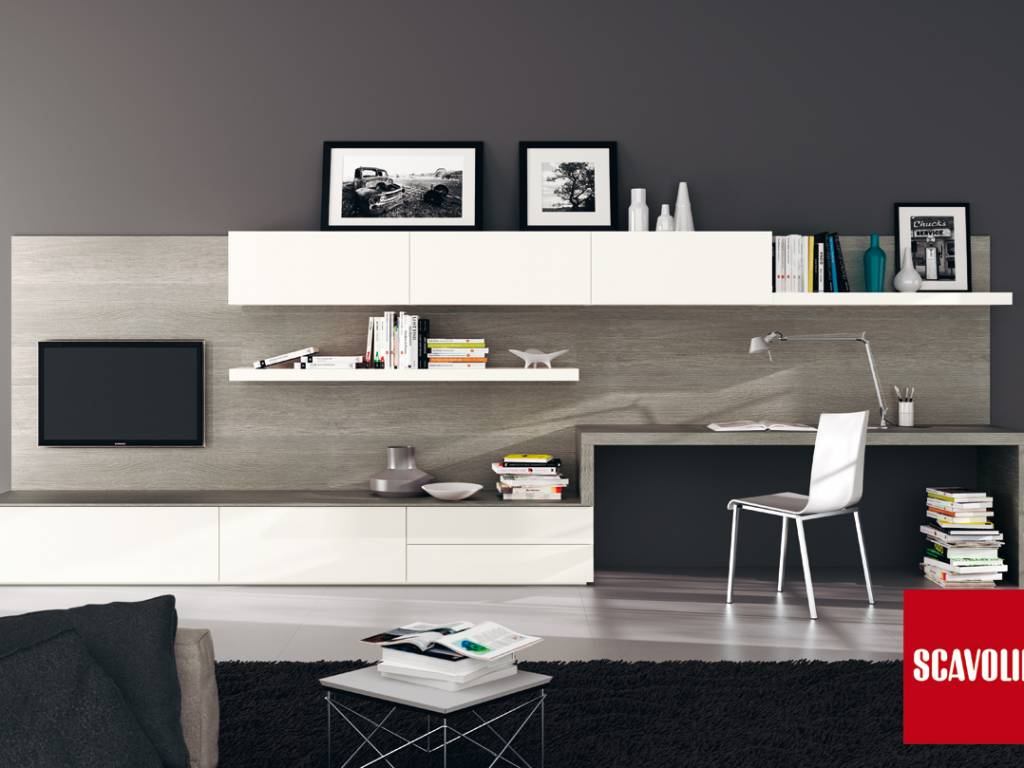 Living Feel Scenery Scavolini vendita di Living a Roma