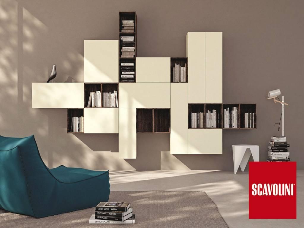 Living liberamente scavolini vendita di living a roma for Scavolini pareti attrezzate