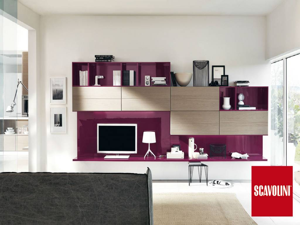 Living Open Scavolini vendita di Living a Roma