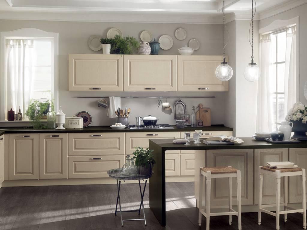 Cucina madeleine scavolini vendita di cucine a roma - Cucine con forno ad angolo ...