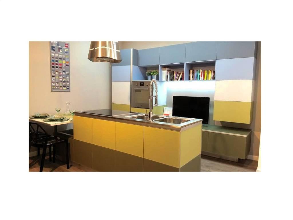 Cucina Expo Tetrix Scavolini vendita di Cucine a Roma