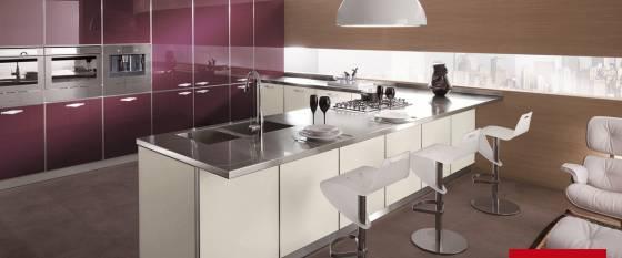 Vendita cucine scavolini roma cucine ernestomeda cucine moderne cucine classiche cucine in arte - Cucina crystal scavolini ...