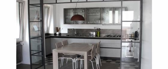 Realizzazioni progetti cucine scavolini ernestomeda arredo bagno Roma